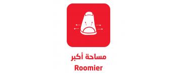 Roomier
