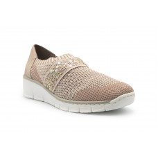 Womens Shoes - Brown - 537T6-90